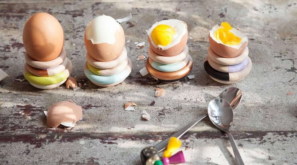WLKMNDYS // Egg Cups // DIY