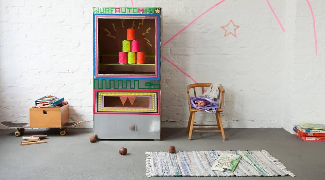 WLKMNDYS // Wurfautomat // DIY