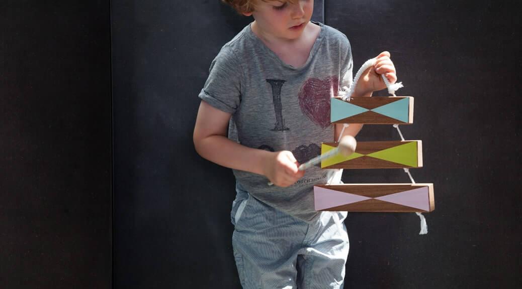 Dreiton Holzspiel