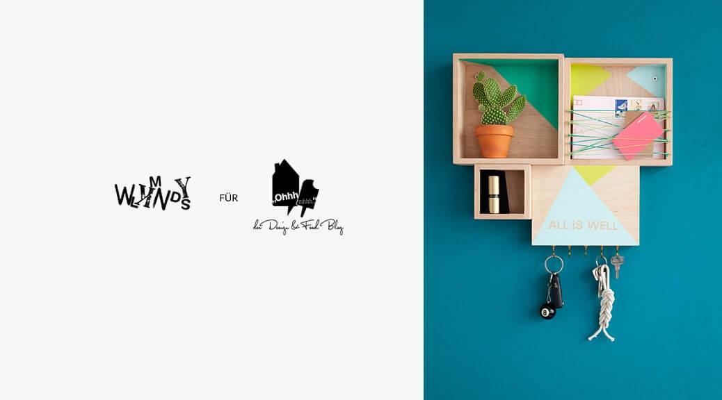 WLKMNDYS // DIY Kolumne OhhhMhhh 03