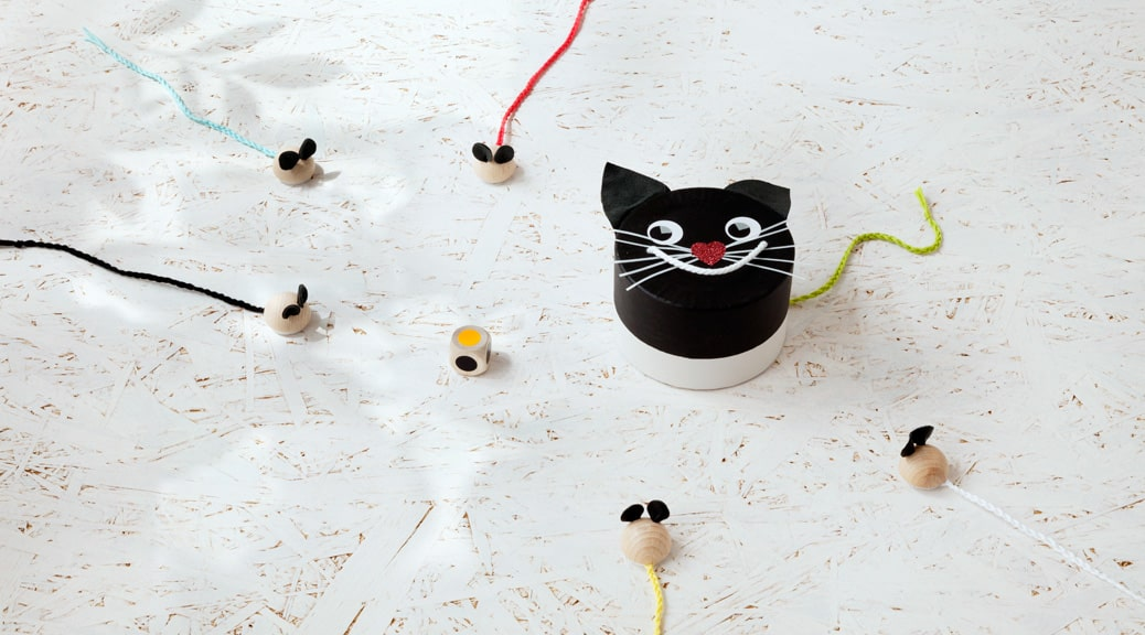 WLKMNDYS // Happy Monday DIY // Schwarze Katze