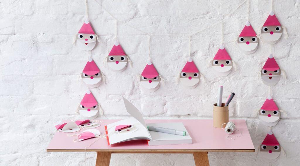 Weihnachtsdeko selber machen - DIY Weihnachtswichtel