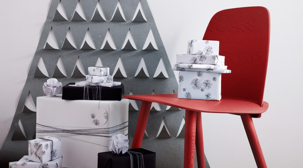 WLKMNDYS // Lucky Friday Printables // Weihnachtspapier