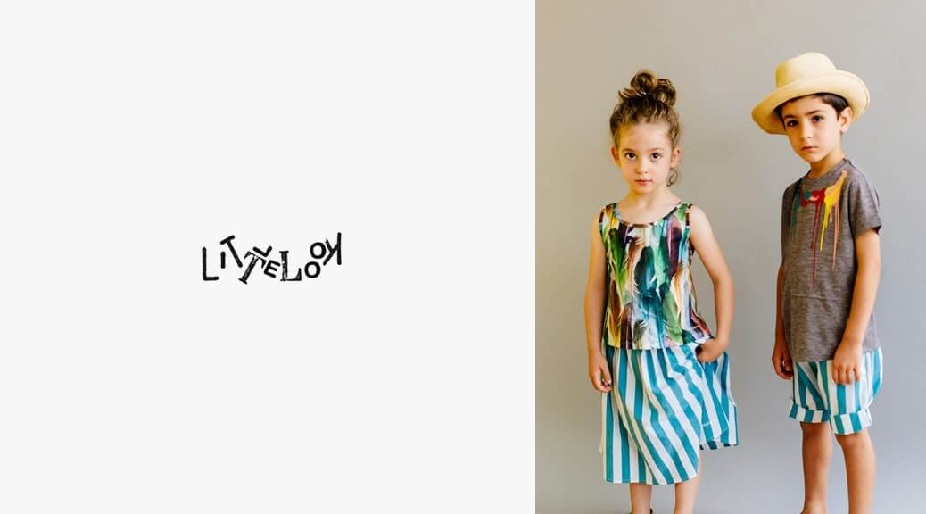 WLKMNDYS // Little Look // Wolf & Rita Sommer 2015
