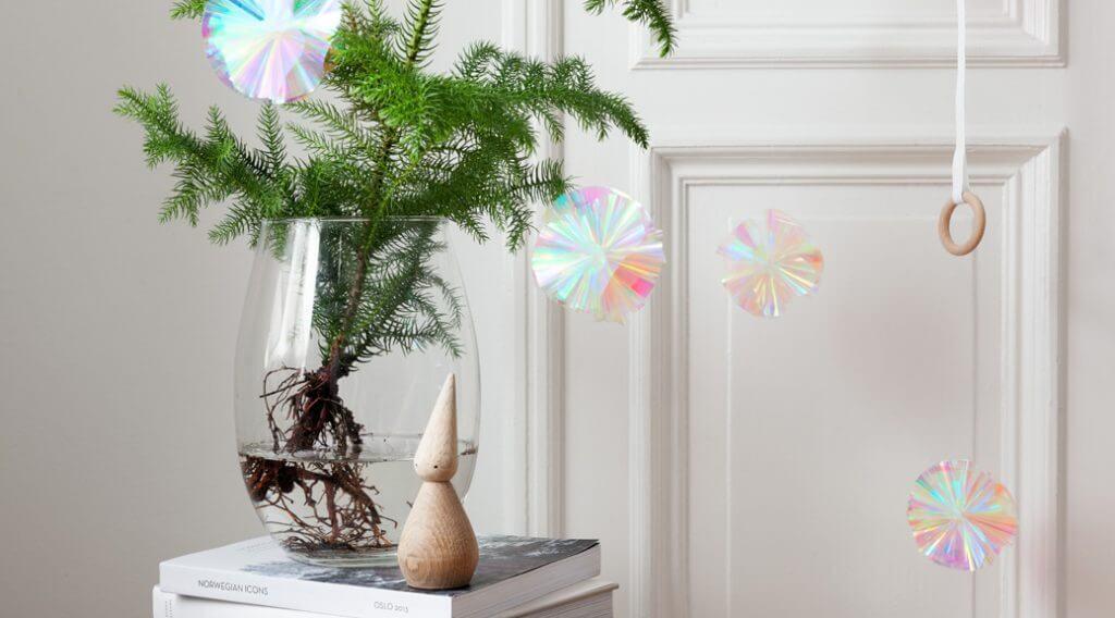Weihnachtsdeko selbst basteln - Zauberkugeln mit Anleitung