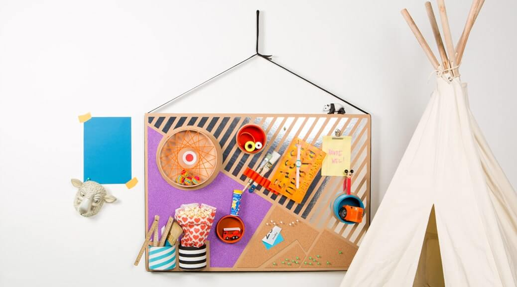 We Like Mondays // WLKMNDS // Happy Monday DIY // Kinderzimmer Utensilo