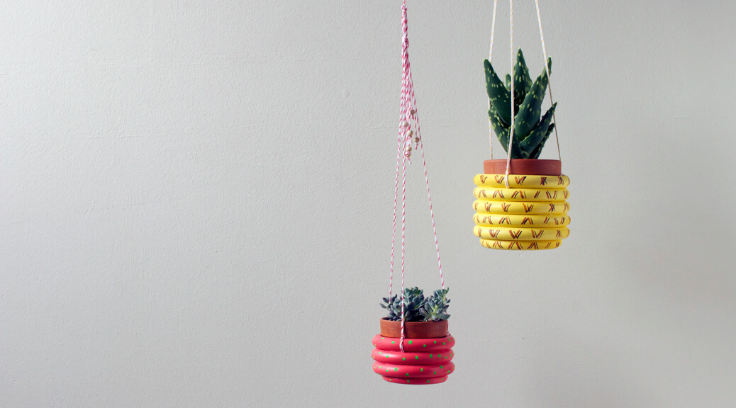 We Like Mondays // WLKMNDYS // Happy Monday DIY // Fliegende Früchte