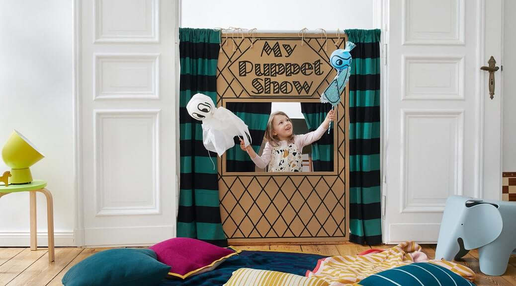 We Like Mondays // Puppentheater // Happy Monday DIY