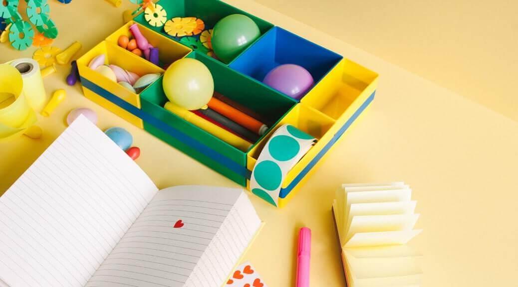 WLKMNDYS // we Like Mondays // Systemboxen für den Schreibtisch
