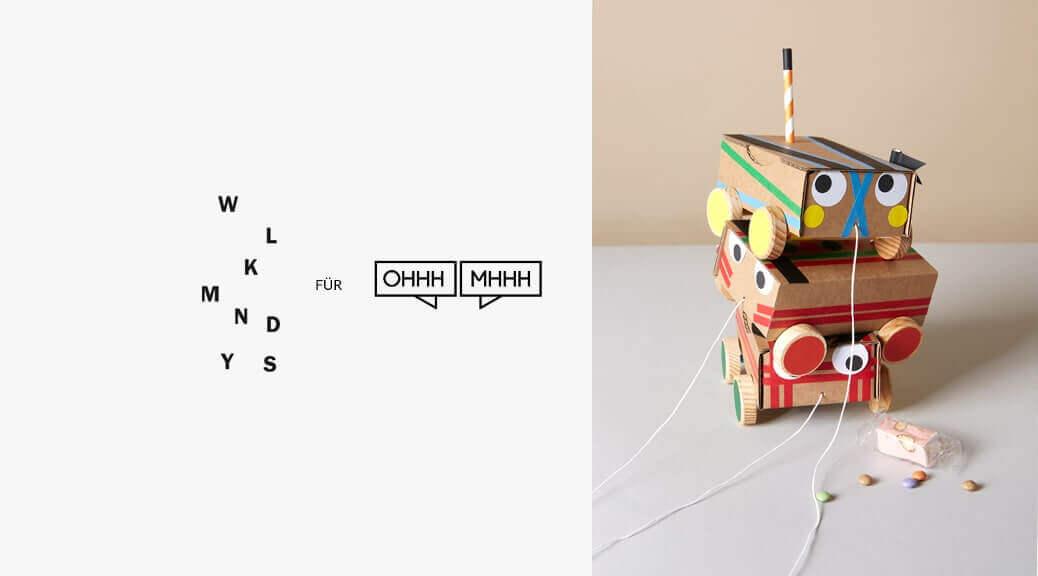 WLKMNDYS // We Like Mondays // DIY Kolumne OhhhMhhh // Autorennen