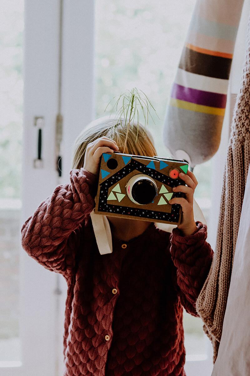DIY Fotokamera