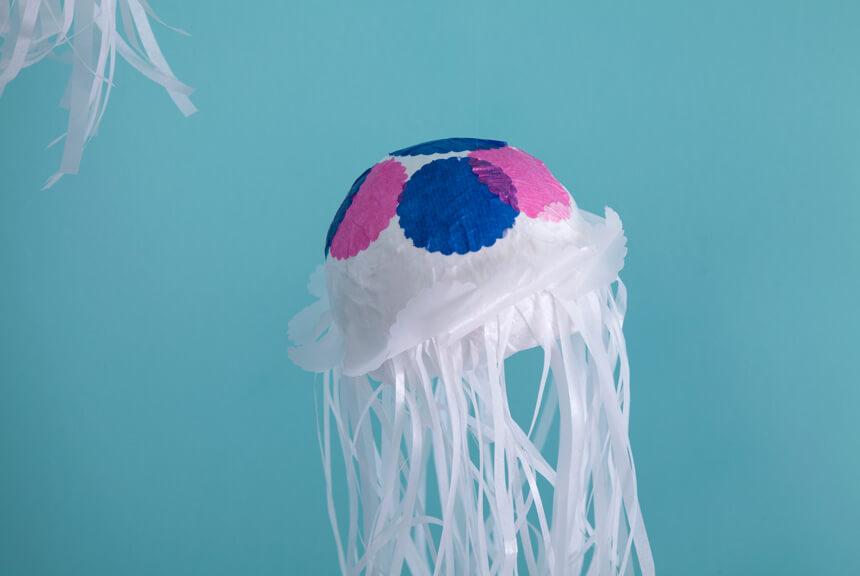 WLKMNDYS // Happy Monday DIY // Quallen Jellyfish
