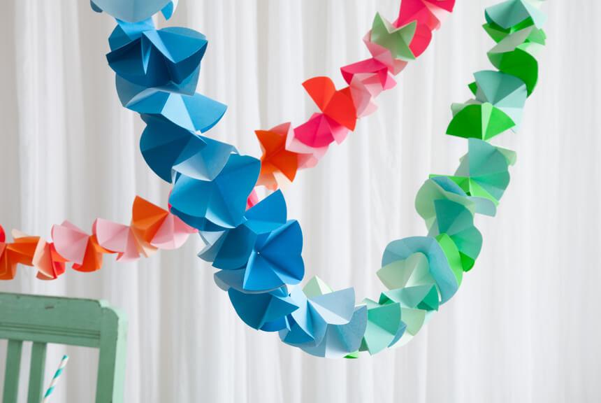 WLKMNDYS // Happy Monday DIY // Origamilaterne