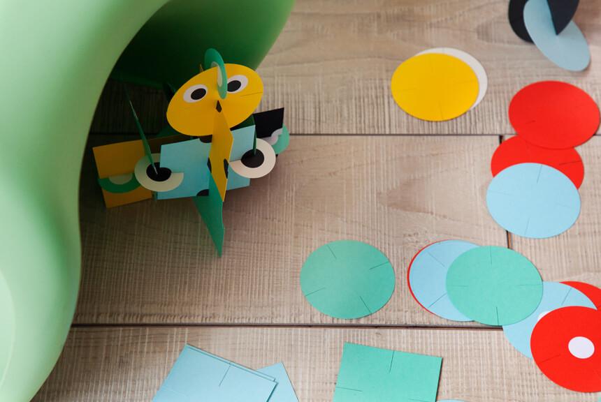 WLKMNDYS // Happy Monday DIY // Steckfiguren