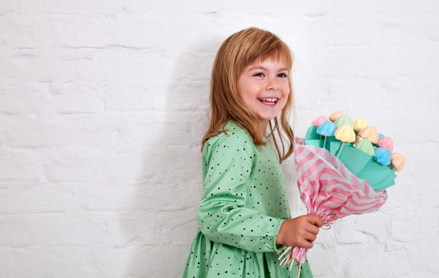 WLKMNDYS // Happy Monday DIY // Sweet Flowers