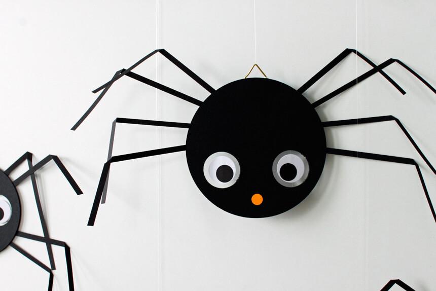 Kribbelkrabbel - DIY Halloween Deko Bastelideen