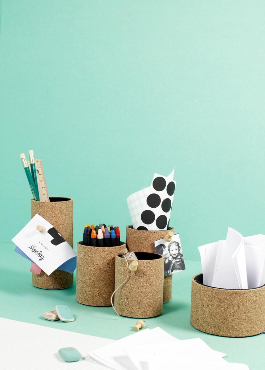 We Like Mondays // DIY Blog // Happy Monday DIY // Schreibtisch-Helden