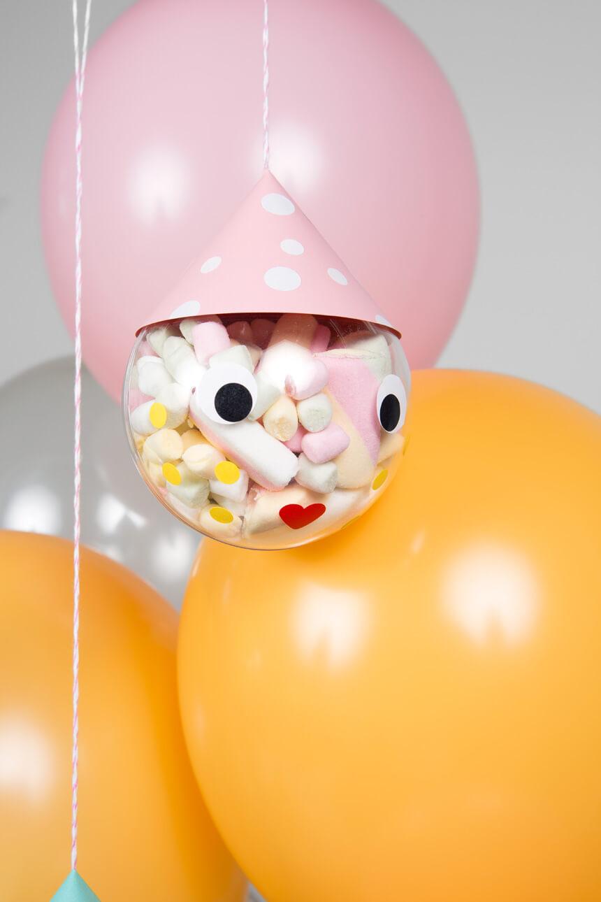 We Like Mondays // WLKMNDYS // Happy Monday DIY // Marshmallow-Köpfe