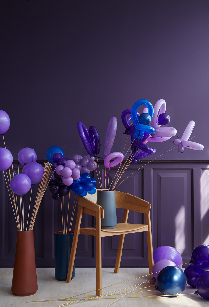 We Like Mondays // Pantone Color of the Year // Ultraviolet