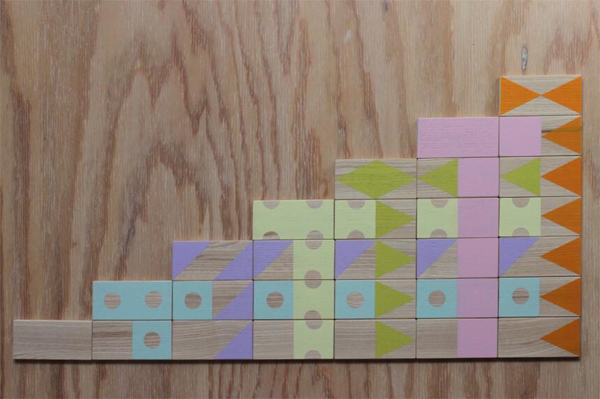 WLKMNDYS // Domino Tutorial01 // DIY
