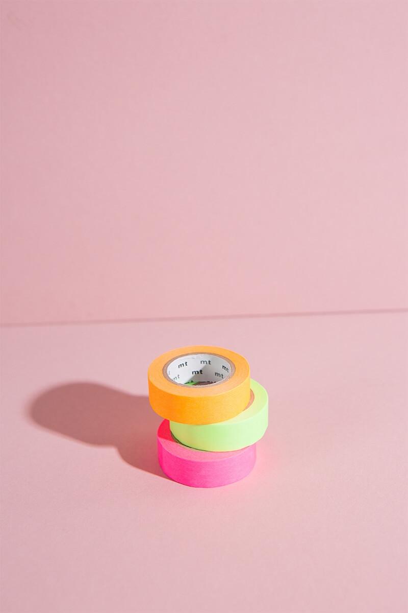 MT Masking Tape - verschiedene Farben für Basteln und DIY Projekte