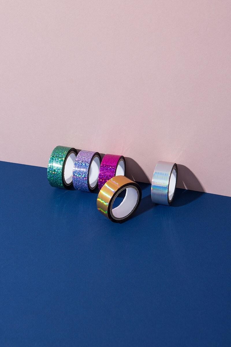 Metallic Tape 10 Meter für Basteln und DIY Projekte - WLKMNDYS Shop