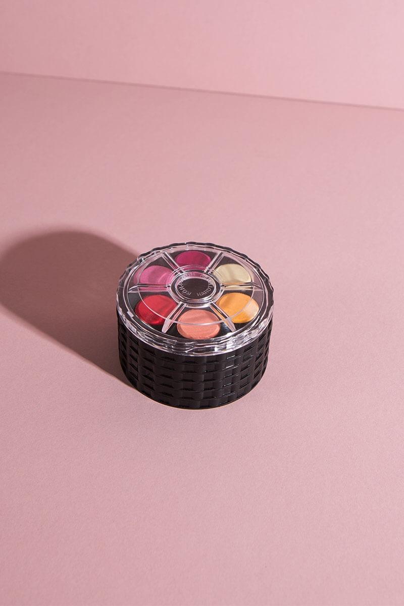 Wasserfarbkasten mit 6 Etagen und 36 Farben - WLKMNDYS DIY Shop