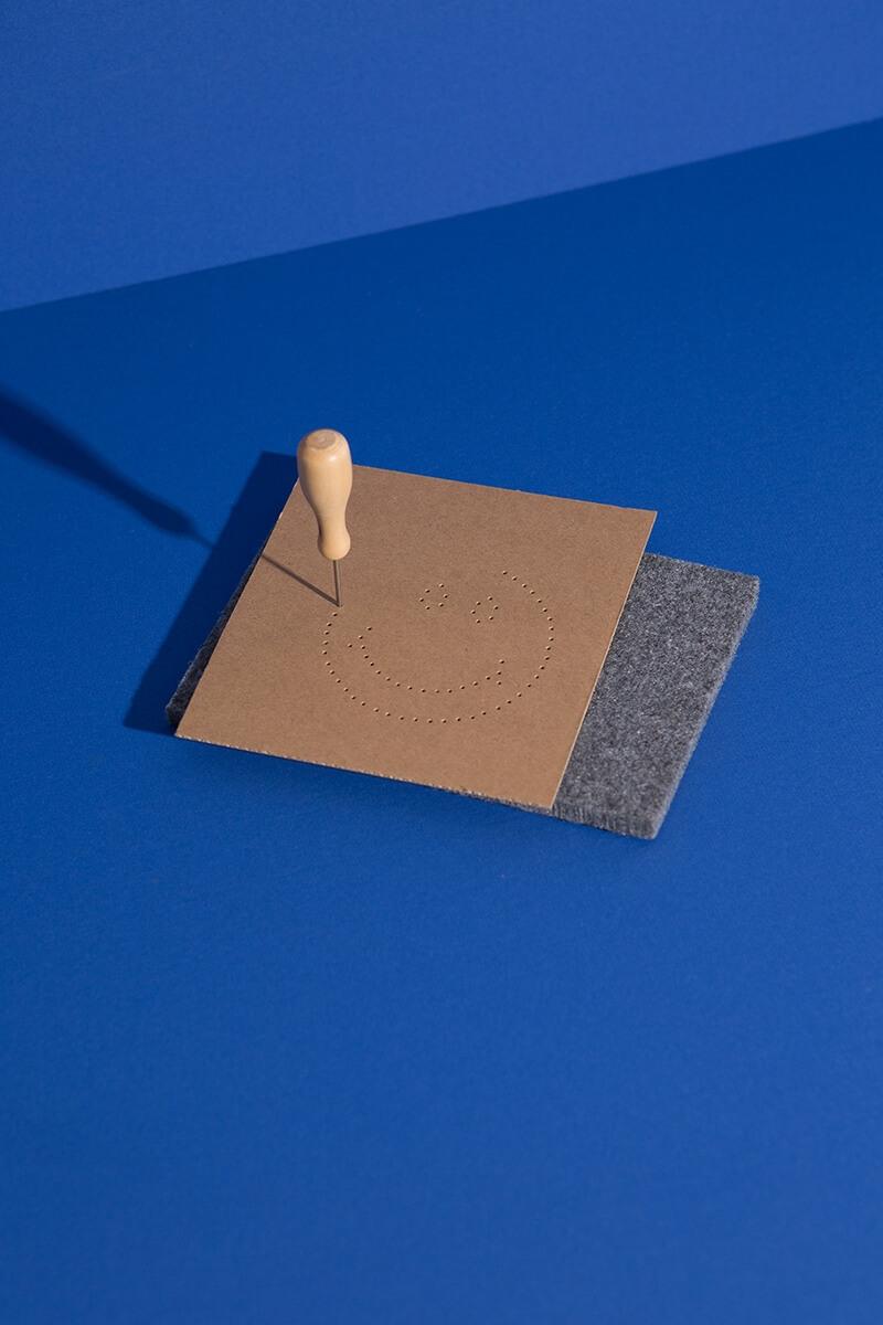 Prickelset Filz und Nadel für Basteln und DIY Projekte