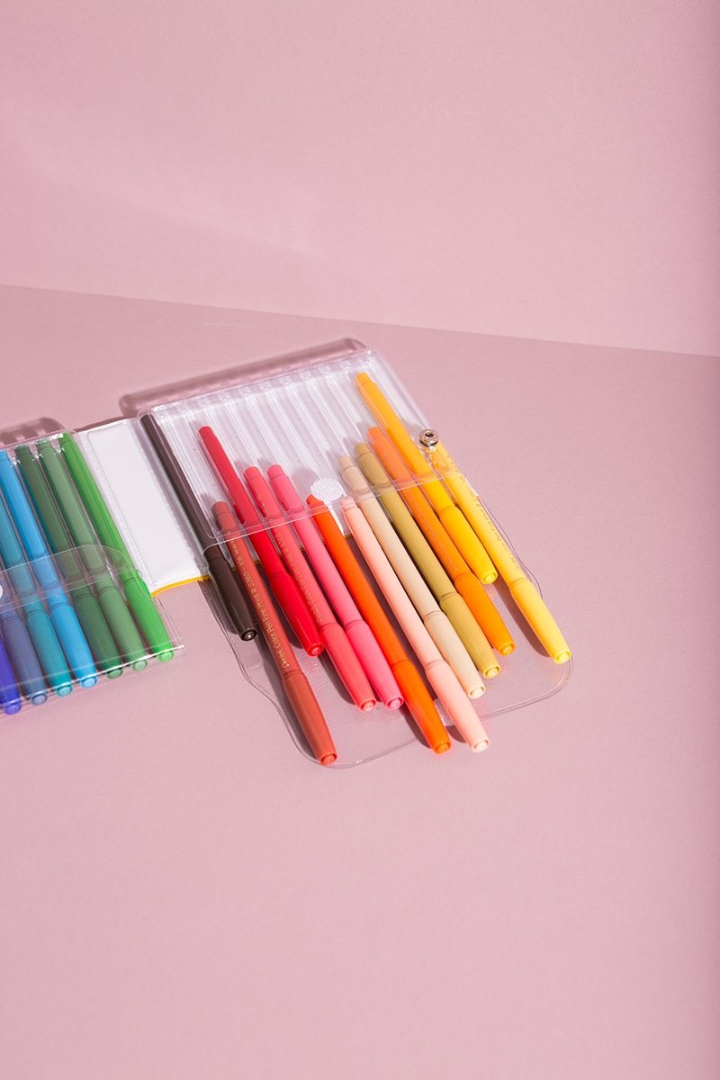ColorPen Fasermaler Rainbow – 24er Set