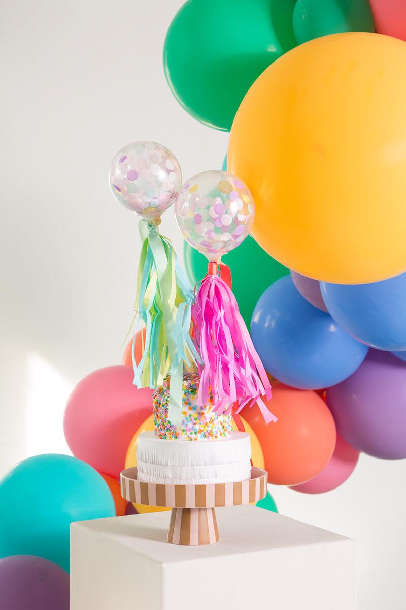 Cake Topper für den Kindergeburtstag