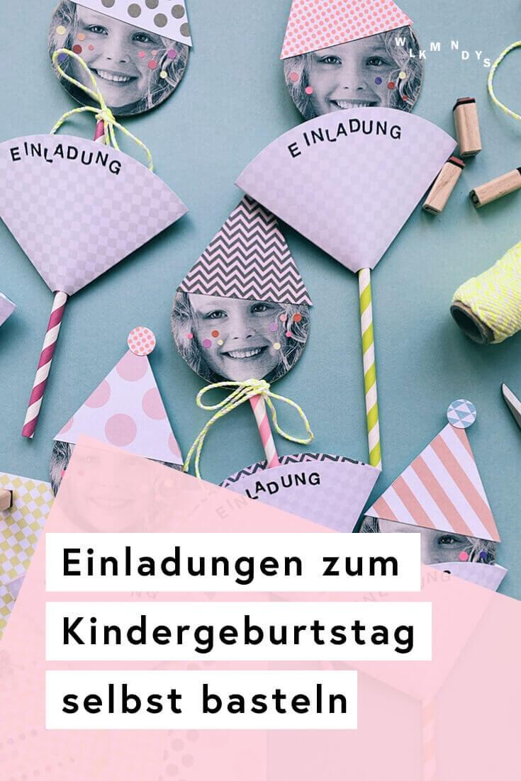 Ihr möchtet schnell und einfach lustige Einladungen zum Kindergeburtstag selbst basteln? Im DIY zeige ich euch heute, wie ihr diese bunten Geburtstagseinladungen für Kinder easypeasy selber machen könnt. Die Farben und Details könnt ihr selbstverständlich beliebig anpassen, oder je nach Thema ein Farbkonzept aussuchen: Sommer, Herbst, Winter? Mädchen, Junge? Viel Spaß beim Basteln! #kindergeburtstag #einladungen #kinderparty #einladungskarten #basteln #diyideen #wlkmndys