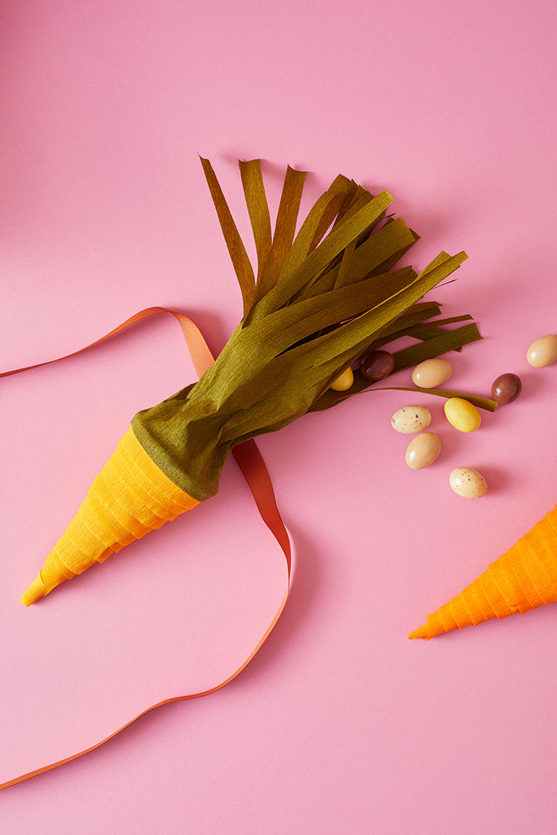 Karotten Zuckertüten