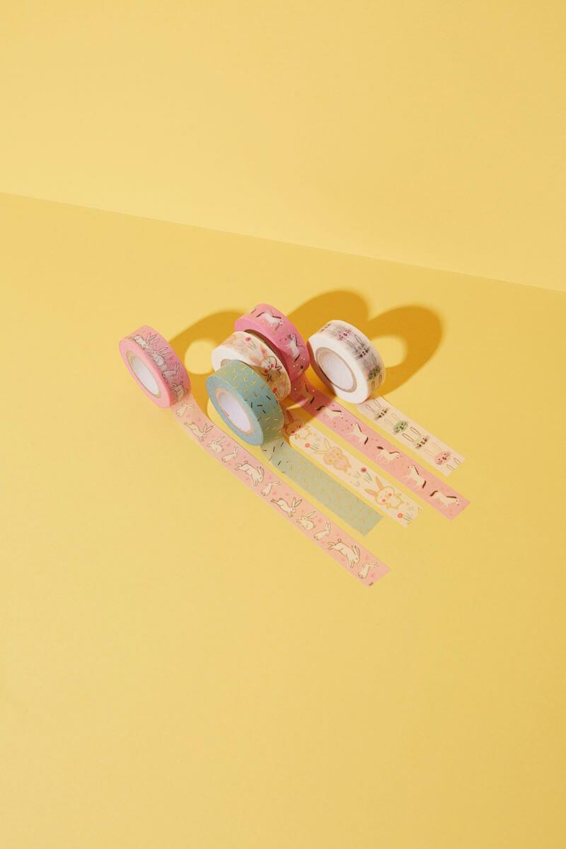 Bunny Tape – 5er Set