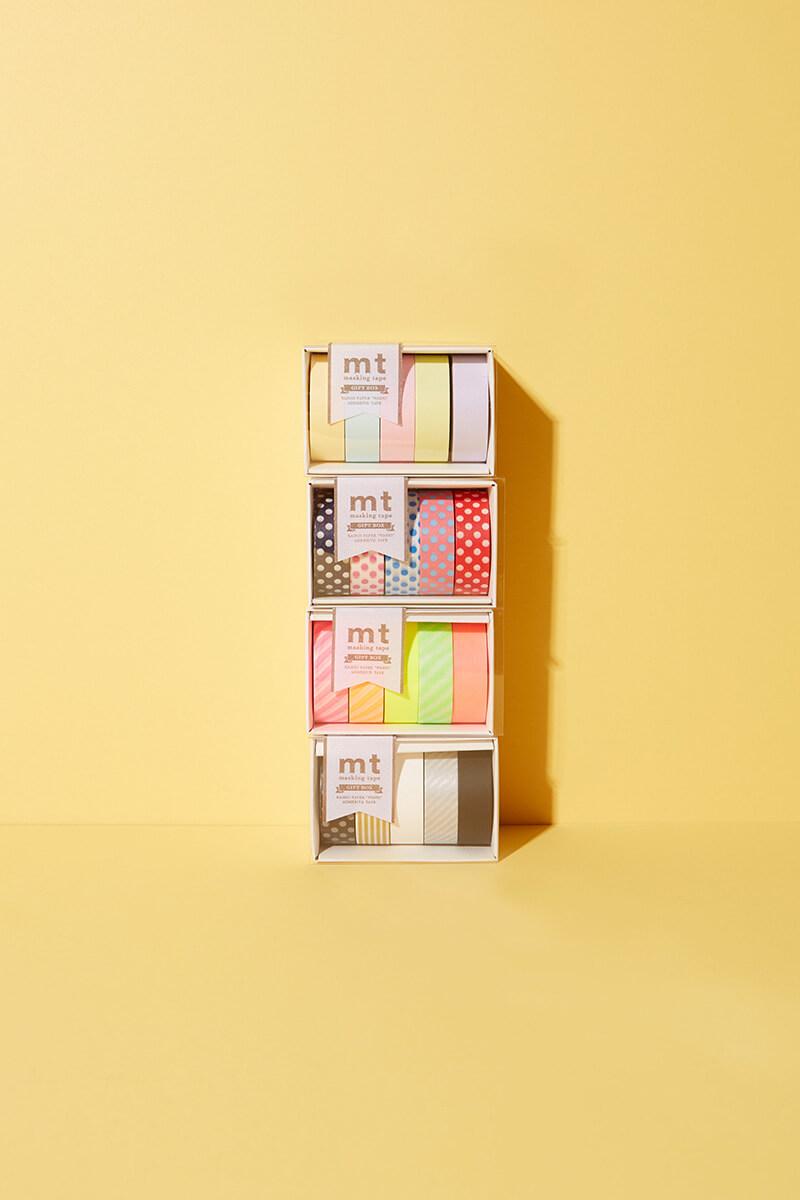 Masking Tape 5er Superset Geschenkbox