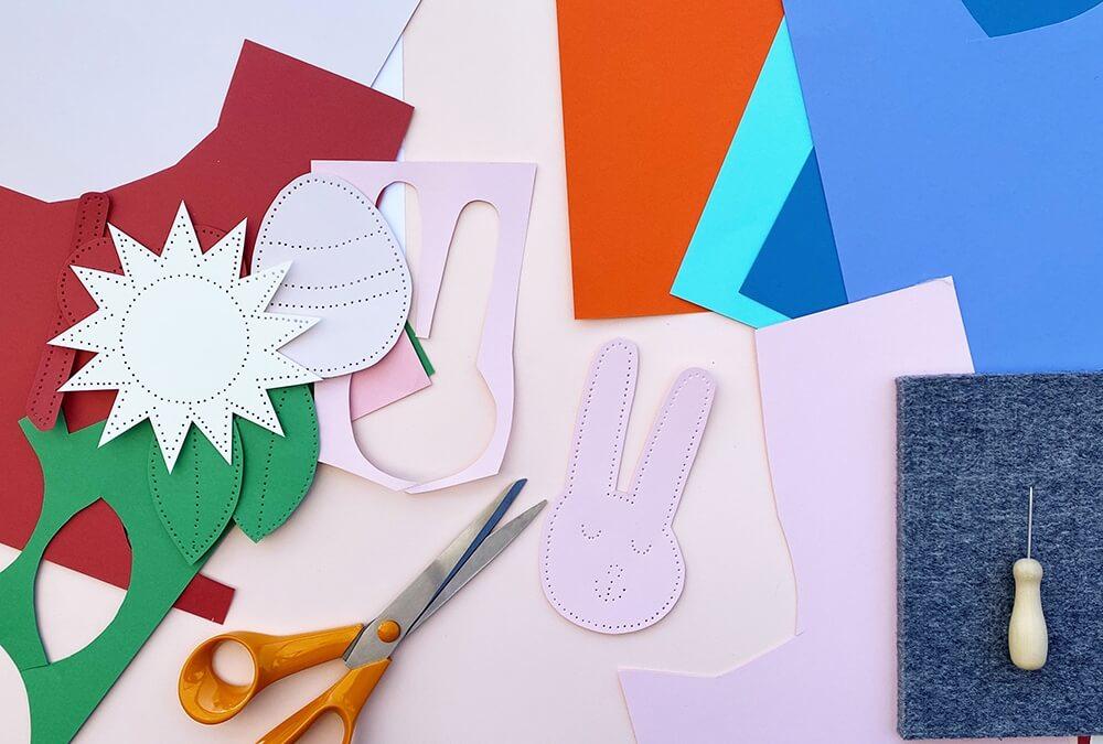 Basteln im Frühling: Die 30 schönsten DIY Ideen für Deko und mehr