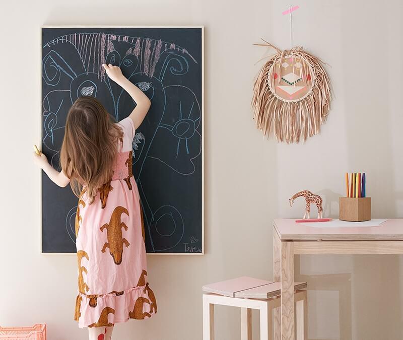Die schönste Kreidetafel für dein Zuhause