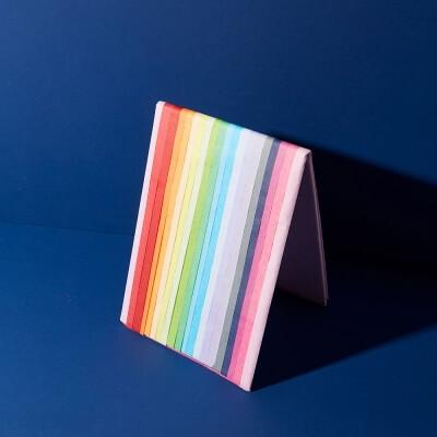 Seidenpapier Regenbogenmix