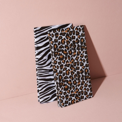 Seidenpapier Animal Print