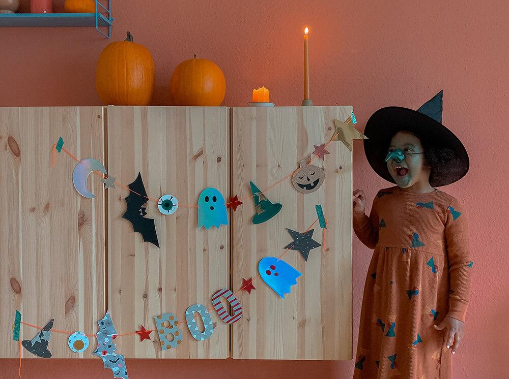 Halloween Prickelvorlage
