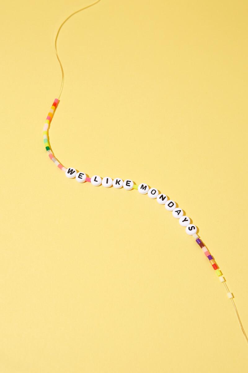Transparenter elastischer Perlonfaden – 8 Meter