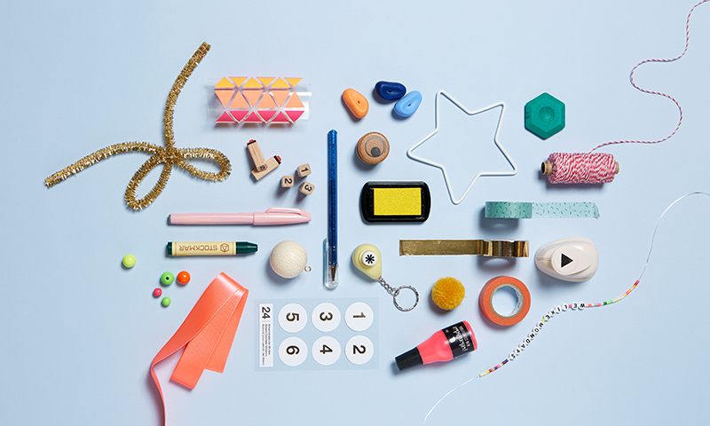 Adventskalender füllen mit 24 kreativen Kleinigkeiten
