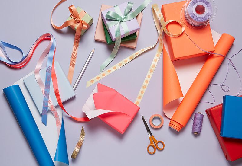 Geschenke verpacken: Meine Tipps und Tricks!