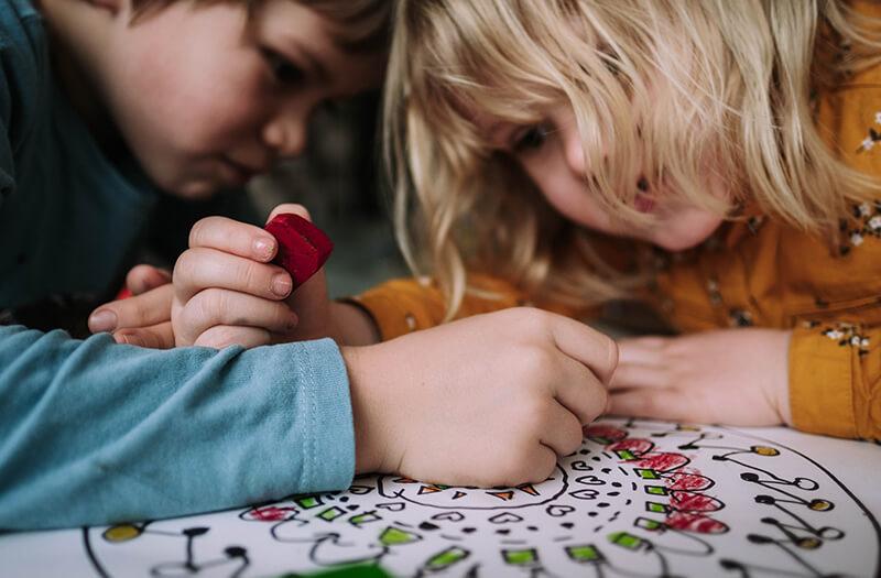 3 schnelle Malspiele für Kinder – Holt Papier und Stifte raus!