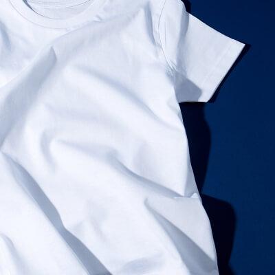 Weißes Kinder T-Shirt