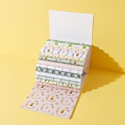 Bastelpapierblock Bunny