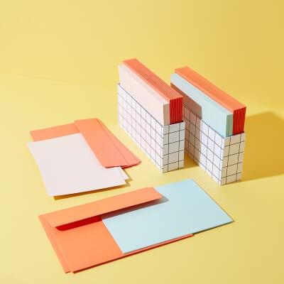 Karten und Umschlag Superset