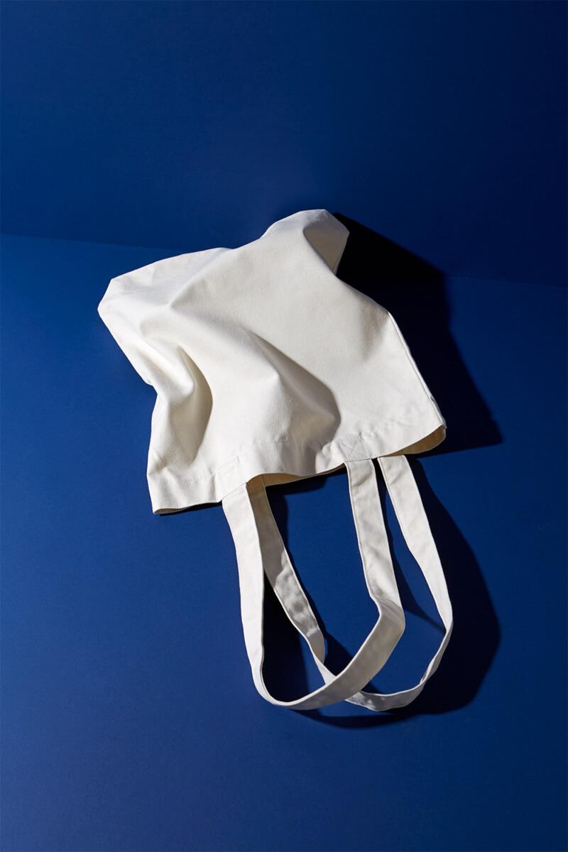 Naturweiße Tote Bag