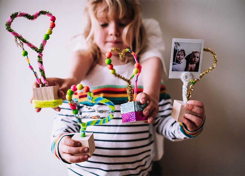 Mama-Superstar! Eine herzliche Überraschung zum Muttertag basteln