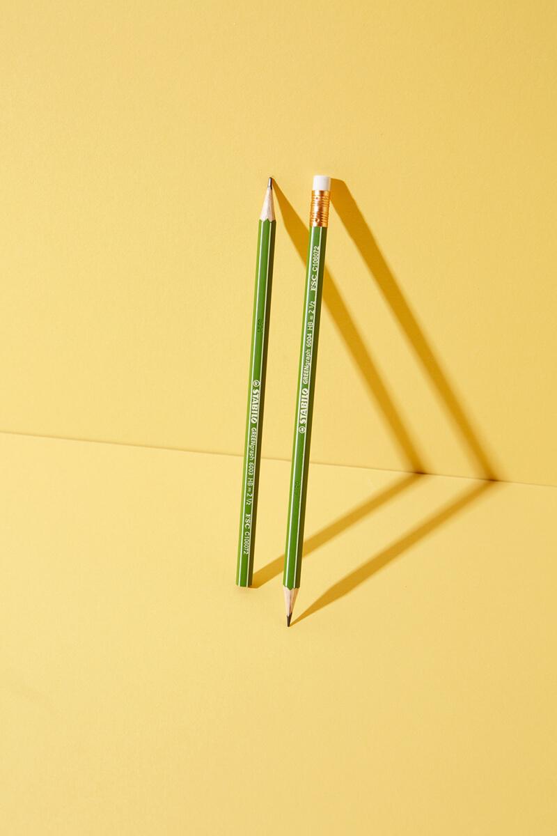 Greengraph Bleistift