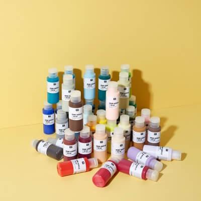 Tiny Bottles Acrylfarbe
